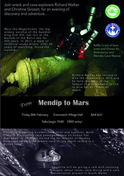 From Mendip To Mars